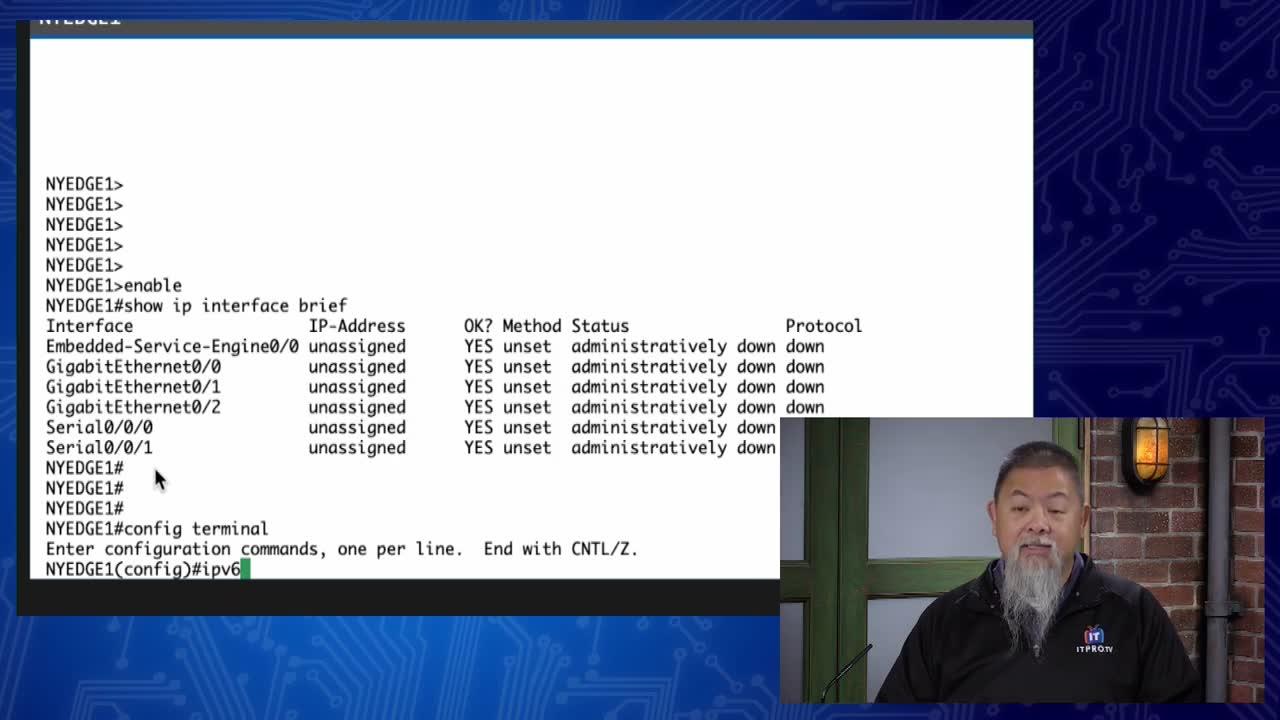 CCNA 2020: IPv6 Addressing & Configuration